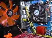 CPU Lüfter/Rückwandlüfter