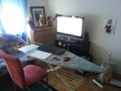 Mein altes Gaming Setup!