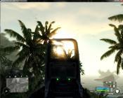 Crysis Warhead, alles auf sehr hoch, 16q x AA, 1280 x 1024