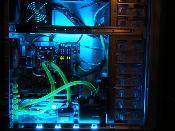 PC 5 mit Kabelverlegung
