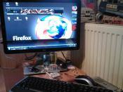 tastatur+ webcam