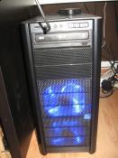 Mein PC von vorne!