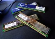 OCZ 4GB Kit DDR2-1066 CL5-5-5-18 @ DDR1100 5-5-5-15