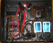 SSDs und Kabelmangement