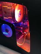 PC von der Seite