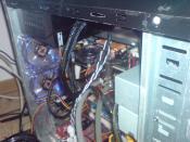 Mein Gamermaschine :-) offen