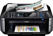 Drucker/Fax/Scanner-Kombi Canon MX420