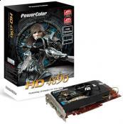 Grafikkarte . POWERCOLOR Radeon HD4890 (AX4890 1GBD5 / R79FA-TI3A) .