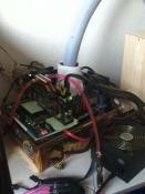 S1155 Benchsystem - hier mit GeForce 9800 GX2
