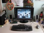 Gaming System meiner Frau - > Profil Medira