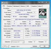 CPU auf 3016 MHz