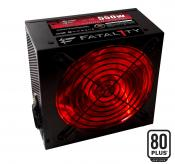 OCZ Fatal1ty 550 Watt 80 Plus