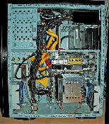 Hardware eingebaut / DFI LANparty nF4 SLI-DR + Thermalright HR-5 SLI Chipsetcooler
