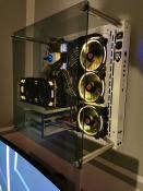 Thermaltake Core P3 Snow Edition