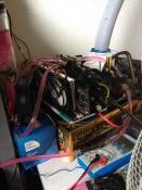 S1155 Benchsystem - hier mit 3x Radeon HD 5870