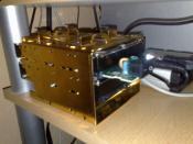 Festplatten Gold Case