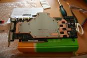wassergekühlte Nvidia GTX280