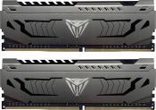 2x Patriot Viper Steel DIMM Kit 16GB, DDR4-4000, CL19-19-19-39 (PVS416G400C9K)