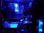 Was ist das ? Das ist blaues Licht.