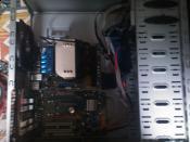 mein PC von innen ohne netzteil und grakas