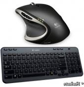 Logitech Wireless Keyboard K360 & Performance Mouse MX