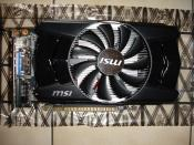 MSI GTX 750 Ti OC 2GB