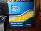 CPU ( I7 3770K )