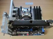 Coming soon :) LAN Box with Core i7 ( Watercooled )  & Asus Rampage II Gene & Corsair Domi`s & Ati  4850 X 2