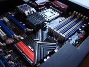 Asus Rampage II X58 DDR3*