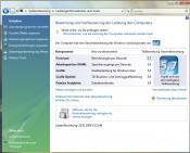 Windows Vista Leistungsindex