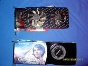 Ati 4870 vs 9800 GTX Geforce