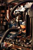 CPU, Northbridge und Grafikkarten-Kühler