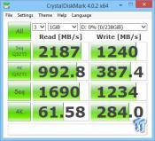 Samsung SM951 NVMe M.2 PCIe 256GB