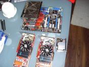 Und meine HD4870 PCS+ Noch mit Standartkühler