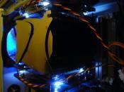 Xigmatek Thors Hammer fertig installiert.