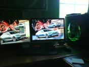 Double Screen^^ (Handycam)