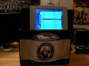 DSD Jukebox in Aktion