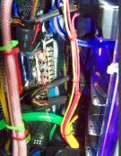 viel Hardware = viel Kabel