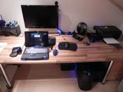 Meine Kommando-Zentrale! :-)