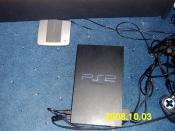 Die Playstation und der Router