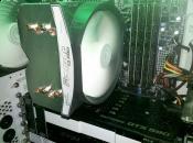 Der Arctic Freezer 13 Pro und die Ripjaws-X ohne HS