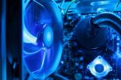 Radi mit 98 m³/h Noiseblocker BlackSilent Fan XL2 Lüfter