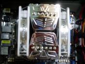 Prolimatech Super Mega & 2x Enermax Cluster 120mm