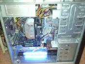 Mein Rechner wenn er an ist!