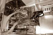 aktuell: paralleler Kreislauf mit CPU & GPU-only Kühler