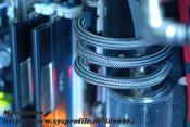 ATX Kabel im EMV Geflechtschlauch