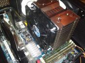 Meine CPU+Lüfter