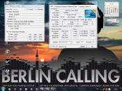 Intel C2D E8400 @ 3600 MHz