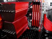 Prolimatech Vortex 140 Red