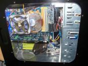 Einblick in den PC